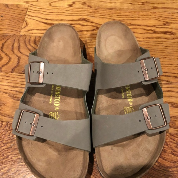 4a71ae88fb95 Birkenstock Other - Birkenstock Arizona stone men s 12 medium